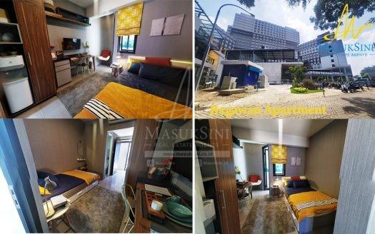 Apartment Begawan Malang Disewakan di Jl Raya Tlogomas