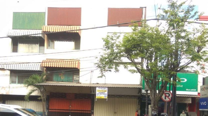 Ruko Dijual di Jl Juanda Malang