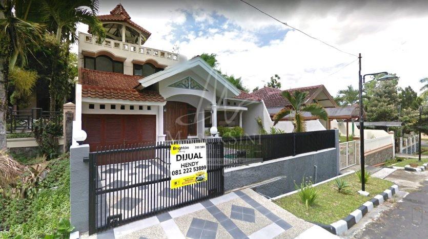 Rumah Dijual di Puncak Dieng Malang