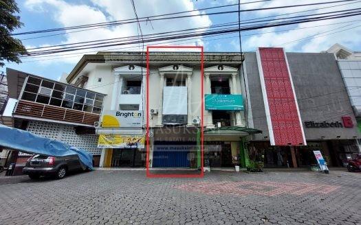 Ruko 3 Lantai Dijual di Jl Raya Dieng Malang