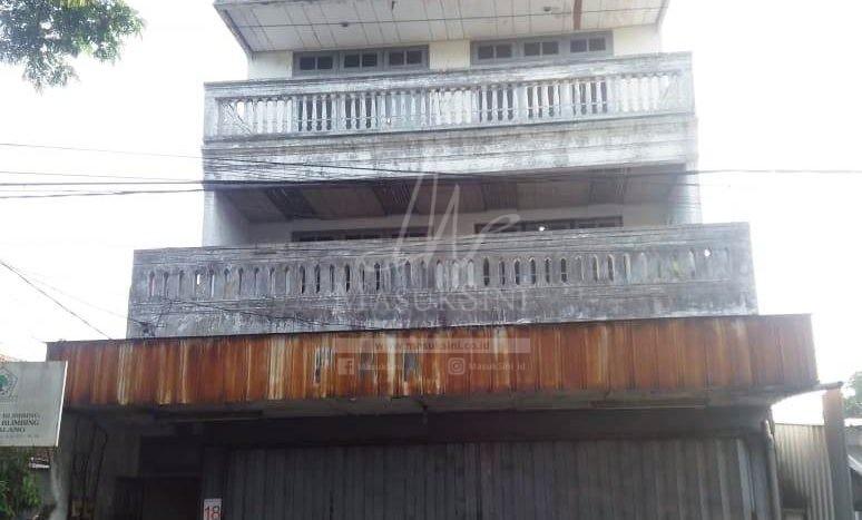 Ruko 3 Lantai di Jl Borobudur Dijual di Blimbing Malang
