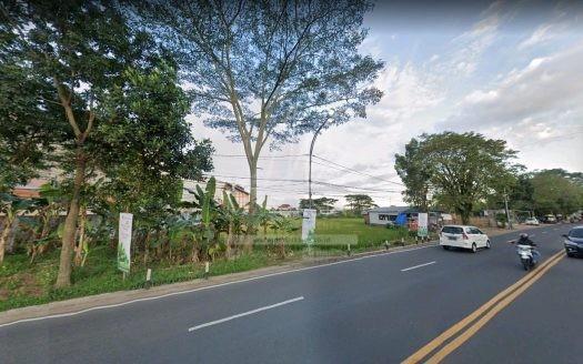 Tanah Strategis di Jl Raden Panji Suroso Dijual di Araya Malang