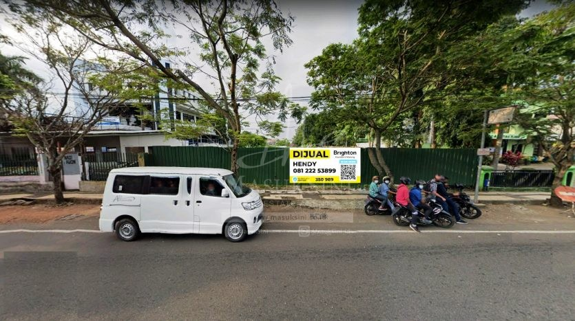Tanah Strategis di Jl Teluk Cendrawasih Dijual di Arjosari Malang